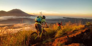 Bali Downhill Mountain Cycling Tour