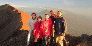 mount Batur Caldera Sunrise Trekking