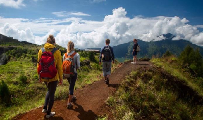 Mount Batur Trekking 2017
