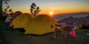 Mount Batur Sunrise Camping